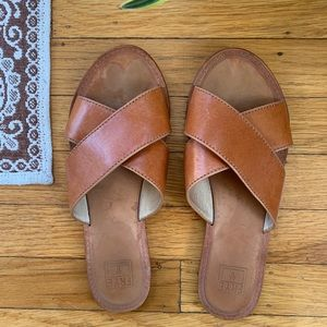Frye Leather Sandals
